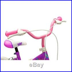 12 Inch Girls First Bike Princess Kids Bicycle Pink Stabilisers Outdoor Ride On