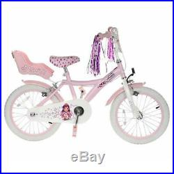 COSMIC Princess 16 Inch Bike Great For Kids/ CLEARANCE/UK FREE DELIVERY