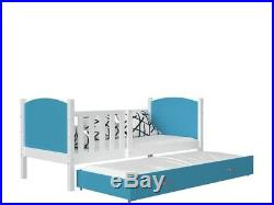 Children's DAY BED Tami Toddler Kids +2 Mattreses +Sticker +FREE DELIVERY