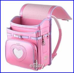 Coulomb Randoseru School Back Princess Series 2018 Model Pink WithTracking New