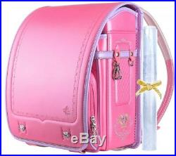 Coulomb Randoseru backpack school bag Pink 2018 BL. RX. 0014 Synthetic leather