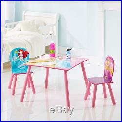 Disney Princess Kids Table and 2 Chair Set by HelloHome