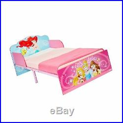 Disney Princess Kids Toddler Bed by HelloHome