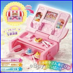 Glitter Pretty Cure A la Mode Welcome To Kirapati Shop Kid's Toy Pink from JAPAN