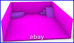 Home Kids Soft Play Area for Bedrooms and Dens