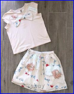 Hucklebones Girls Outfit BNWT RRP £114 Age 12 Yrs