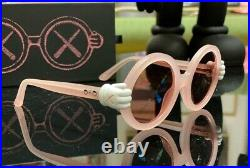 Kaws Glasses Sons Daughters Eyewear Sunglasses Limited Edition CONFIRMED Pink