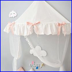 Kids Baby Play Tent Toy Princess Castle Reading Corner Indoor Wall Hanging Decor