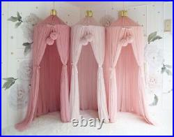 Kids Bedroom Canopy Girls Spinkie Dreamy Pink Canopy Bedroom Decor Christmas