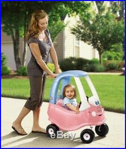 Kids Trike Princess Classic Pink Play Car Toddler Outdoor Summer Travel System