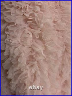 NEW Dollcake couture Dress Happily Ever After Gown Color Pink LONG