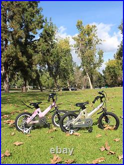Nice C BMX Kids Bike with Dual Disc Brake for Boy and Girl 12-14-16-18 inch 14