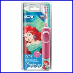 Oral B Kids Disney Princess Rechargeable Toothbrush 3+ Years