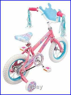 Pacific Princess Character Kids Bike, 12-Inch Wheels, Ages 3-5 Years, Coaste