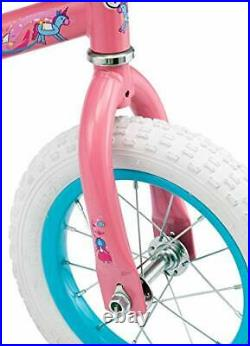 Pacific Princess Character Kids Bike 12-Inch Wheels Ages 3-5 Years Coaster Br