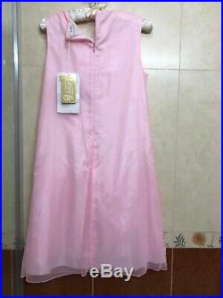 Pastel LESY by Lisetta Cosy Firenze dress embellished lace girls 16 A youth