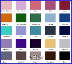 Personalized Kid's Rug Custom Name Rug for Children's Room Multiple Colors
