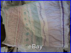 Pottery Barn Kids Bailey Ruffle quilt twin New wo tag