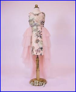 Princess Daliana Flower Girl Pageant Dress Sizes 4-8 Available in Pink and Mint