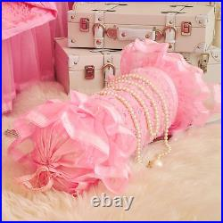 Princess Style Twin Queen King Size Bedding Set Bed Cover Duvet Cover Bed Skirt