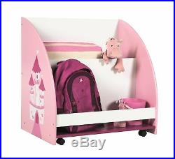 Roba Crown Princess Pink and White Assorted Furniture Kid's Furniture Range