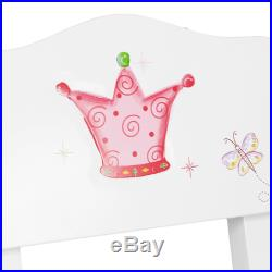 SOLD OUT Fantasy Fields Childrens Princess & Frog Kids Wooden Table and Chair Se
