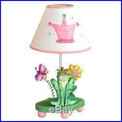 SOLD OUT Fantasy Fields Princess & Frog Kids LED Bedside Night Light Table Lamp