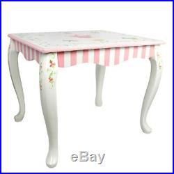 SOLD OUT Fantasy Fields Princess & Frog Kids Wooden Table (no chairs) W-7395A/