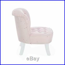 Somebunny 4055168103854 Kid's Chair in Exclusive Princesses Design, Pink